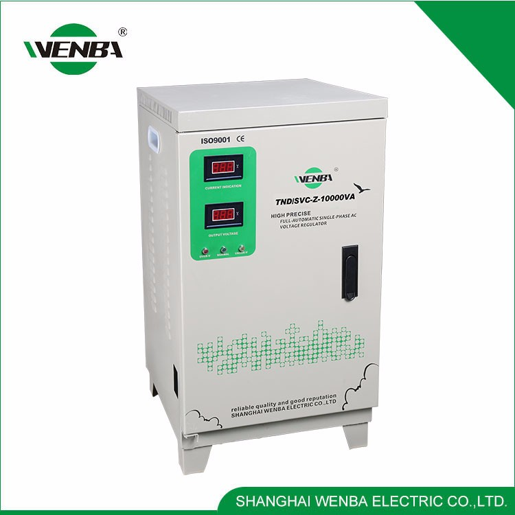 New Products Factory Price Multipurpose Automatic Voltage Stabilizers 10KVA