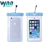 Waterproof Bag for Smartphone with Luminous Edge