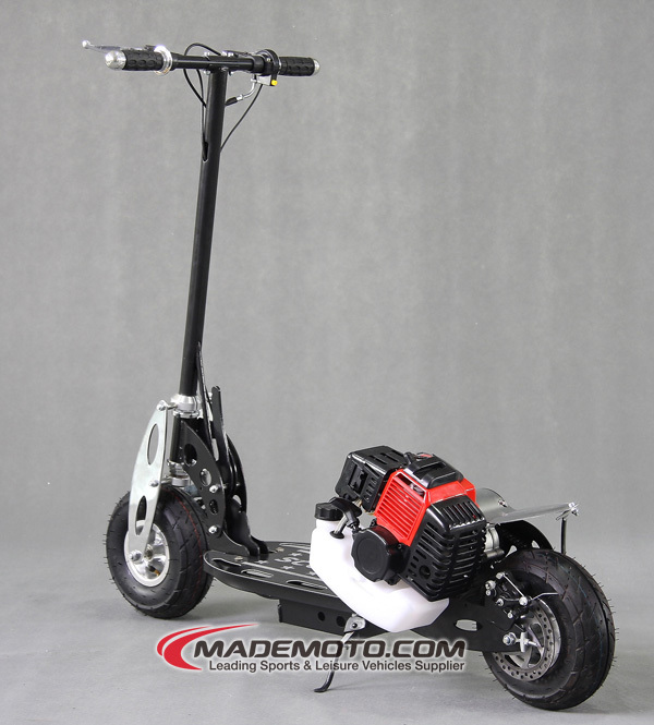 Fashion gas powered cheap scooter 49cc for sale buy for Cheap gas motor scooters