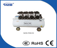 Big Size Mute Oilless Air Compressor for major industry