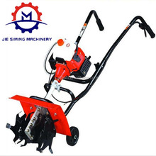 2017 High efficiency micro tillage machine / mini tiller / micro tilling machine