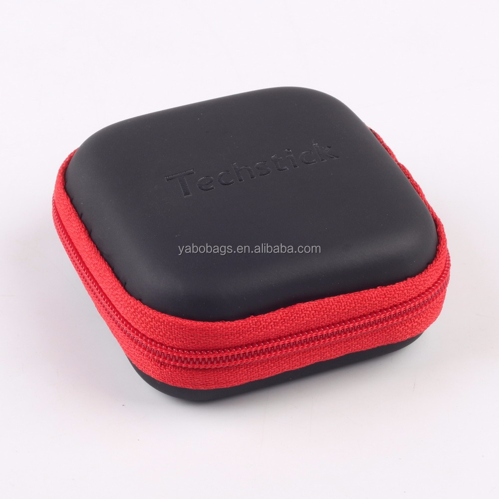 yabo bags eva case earphone hard eva case with logo