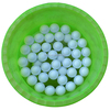 2 Layer Floater Floating Practice Golf Balls for Water Range