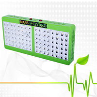 2016 Hot Sales Mars Hydro Reflector 96LED Grow Light 96*5W Chip Switchable Function Full Spectrum LED for Growing Plants