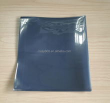 china supplier Antistatic Shielding Bag earphone Accessories Packaging