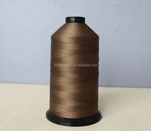 we supply high strengh and high temperature resistance fiberglass yarn coated by ptfe sewing thread ptfe coated fiberglass yarn