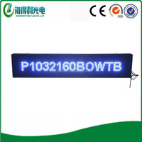 High quality LED programmable sign,led display panel,led display panel sign