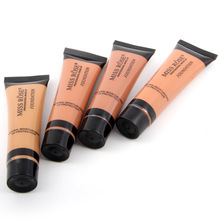 Top quality oil free miss rose Smooth liquid foundation