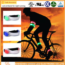 Led armband for running Best hot sell running sport armband