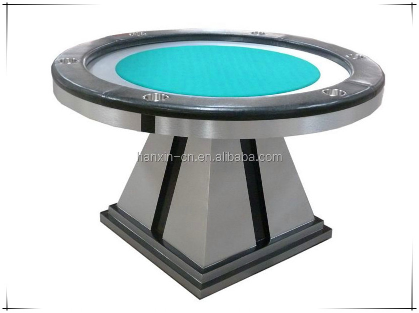High Quality Wooden Casino Round Home-using Poker Table