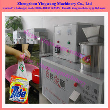 Small detergent soap making machine