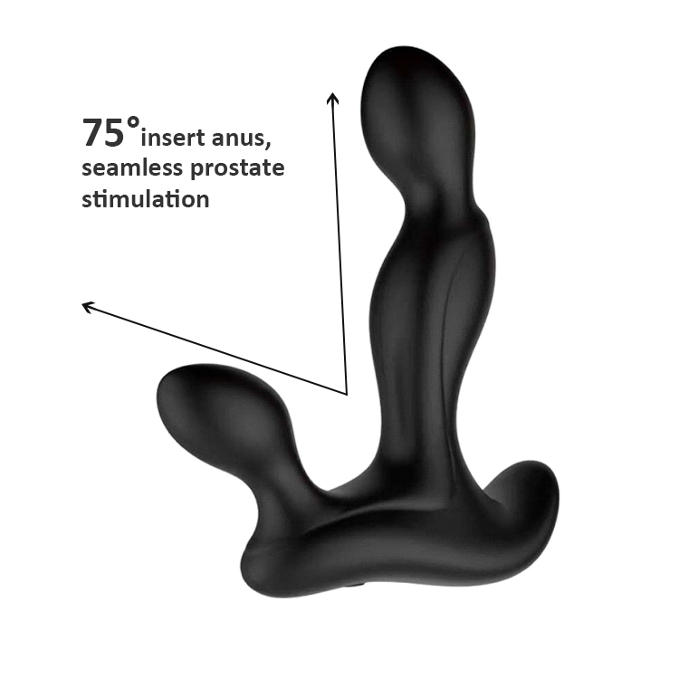 New design sex toy prostate massager masturbator for man male