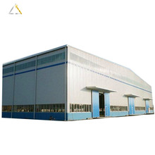 Prefab Customized Industrial Metal Warehouse For Rent Korea