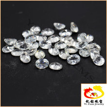 Clear raw natural white stone beads for jewelry sets