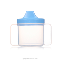 Direct Supply 225 ml Baby Training Cup Tube Cup Baby