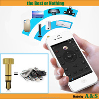 mobile phone smart infrared remote controller for all apple device