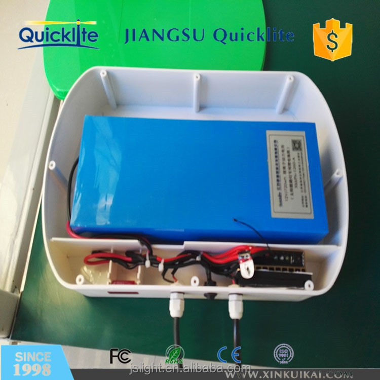 rechargeable solar battery 12v 30ah lithium battery