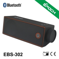 EPOCH TF/AUX/USB/Rechargeable manual super bass portable speaker with Built-in Microphone Portable Mp3 Player with retail box