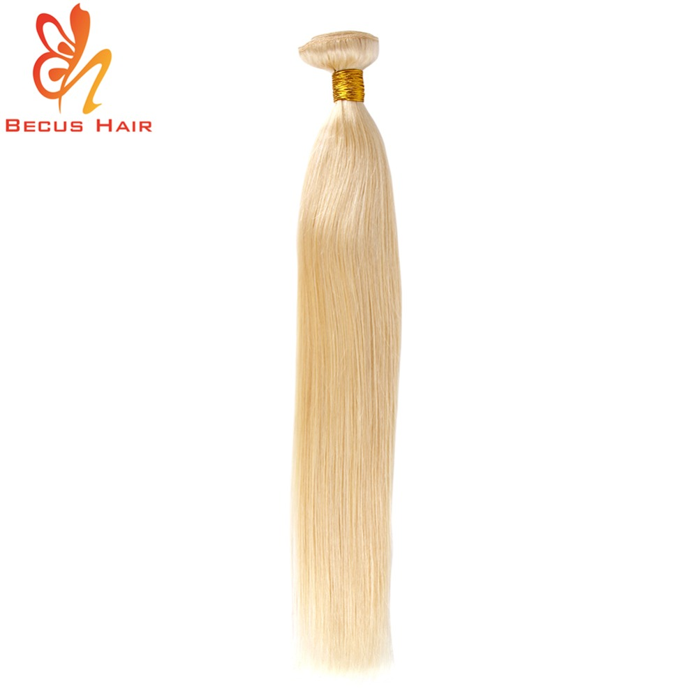 8A honey blonde Peruvian <strong>hair</strong> Straight Human <strong>hair</strong> bundles Extensions thick <strong>hair</strong> weaving