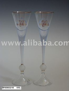 wedding flutes,