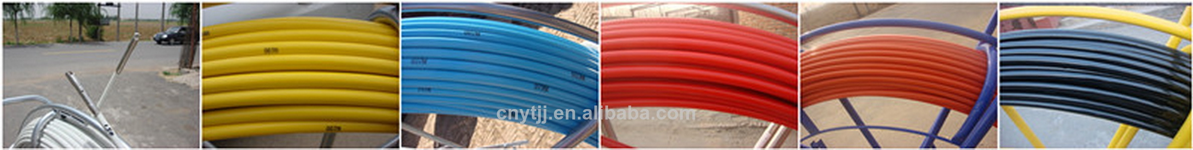 Cable continuous Duct Rod China YuFeng supply, Good cable fish tape