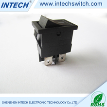 10000 cycles big current rocker switch , boatlike switch