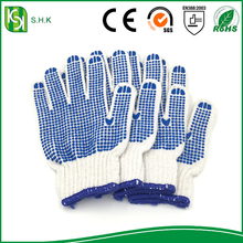 Hot sell cheap safety big hand gloves cotton gloves making machine