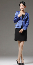 fashionable office uniforms for business suits, lady suits