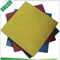 Hot Sell Safety Rubber Flooring Tiles