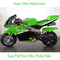 2015 New Style 49cc Chopper Easy Pull Start Pocket bike for Kids