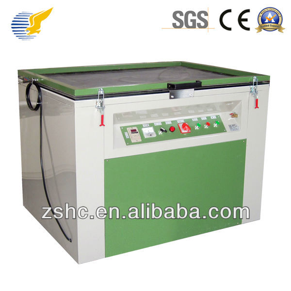 Single Side Vacuum Exposure Machine For Etching Process