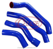 Auto Radiator Silicon Hose Kit For Toyota Hiace H200 2KD-FTE 2KD 2.5L Turbo Diesel QS3D0274