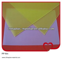 Flexible polypropylene Plastic PP Sheet products For Sale