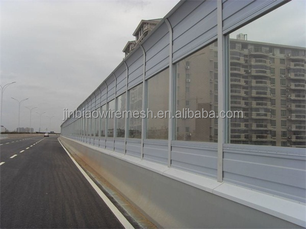Noise barriers wall factory
