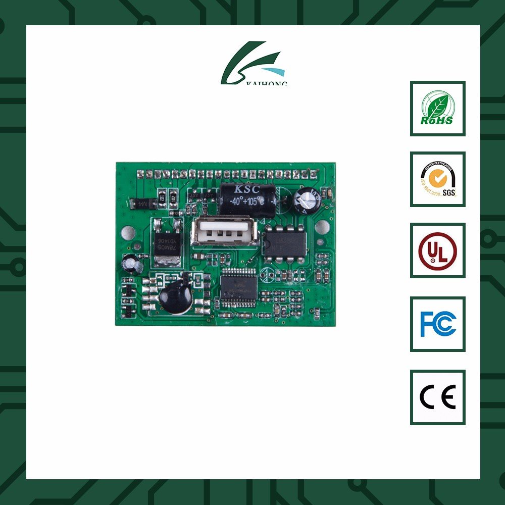 Multilayer Green Fr4 Projector Motherboard