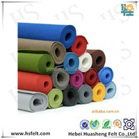 Recycled polyester felt factory
