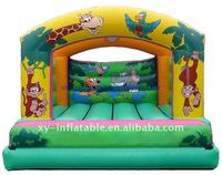 animal cartoons funny bouncy castles inflatables china kids jumpers for sale