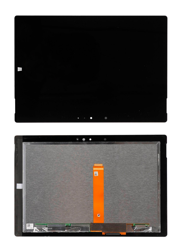 Original New 10.8 inch LCD Assembly For Microsoft Surface 3 1645 RT3 LCD Display Touch Screen Digitizer Panel Matrix 1920*1080