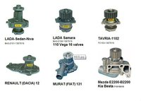 Thermax Water pumps and Thermostats