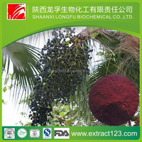 pure high quality acai berry extract powder 20:1 10:1