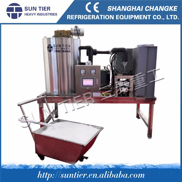 SUN TIER small manufacturing machine block making machine used dry cleaning equipment flake ice making machine