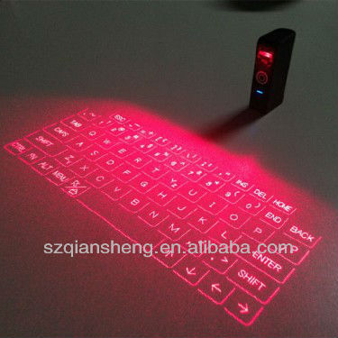 Celluon Magic Cube Laser Projection Virtual Keyboard Bluetooth