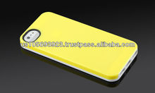 2013 Newest Model 2 Piece Hard PC Case Cover For Iphone5 With Front Frame