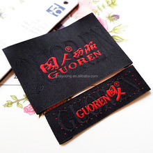 Direct Factory Custom apparel label,Woven Labels For Textile/accessory