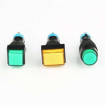 factory good quality small mini signal lamps  led indicator light