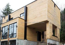 Log cabin / underground container house / low cost precast