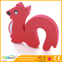 home safety stuffed animal door stop/door draft stopper