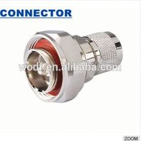 Adapter, Din male to Din female, 7/16 plug to jack, L29 female to male, rf connector