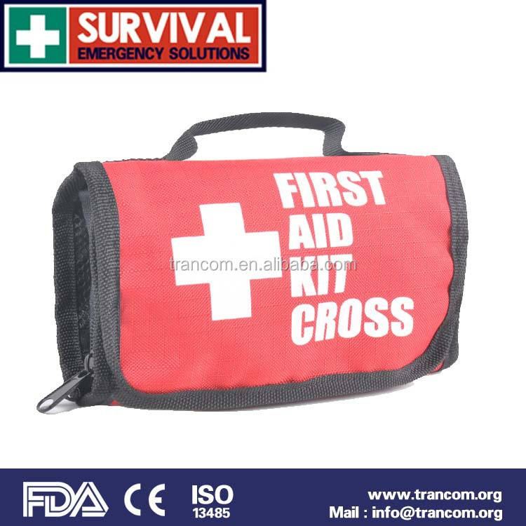 CE06 color emergency survival medical kits first aid kit bags