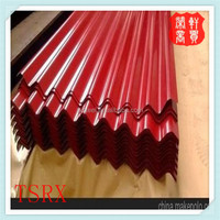 High quality fire proof Anti- corossion MgO insulation Magnesium Oxide roofing sheets